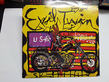 "LOVE/HATE - Multi Signed 12"" - Evil Twin - MUSIC - VG/EX"