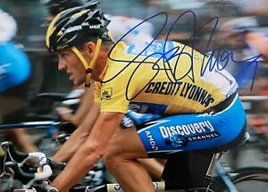 Lance Armstrong Autographed Signed 8x10 Photo REPRINT