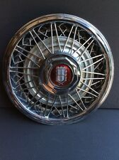 """'83-85 Ford Crown Victoria Mercury Grand Marquis 14"""" Wire Hubcap Cover 570-831A"""