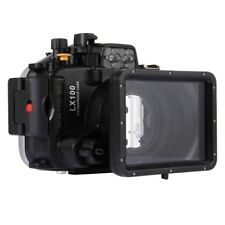 PULUZ Panasonic LUMIX DMC-LX100 40m Underwater Diving Case Waterproof Housing
