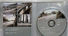 AUDI MMI 2G DVD MAPPA EUROPA 2 DVD EST E OVEST 2018