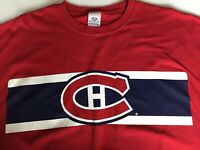 Authentic Vintage NHL Montreal Canadiens Shirt Bulletin Athletic RARE