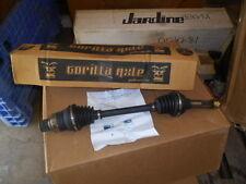 NOS Gorilla Rear Left Axle 2004-2008 Yamaha Grizzly Rhino GA-YRHINOC-RL