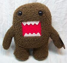 "CLASSIC BROWN DOMO 9"" Plush STUFFED ANIMAL Toy NEW"