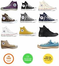 Converse Chucks All Star Taylor Sneaker High Turnschuhe Schuhe Damen Herren NEU