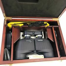 Steiner Commander XP 7x50 Binoculars in Wooden Box Original Packaging #8699