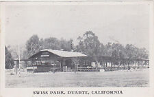 Duarte,California,Swiss Park,Restaurant,San Gabriel Valley,Used,1950