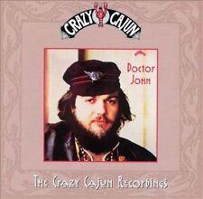 Crazy Cajun Recordings, Dr John, Very Good Import