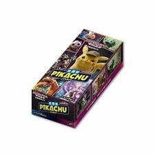 Detective Pikachu Box Pokemon Card Sun & Moon Movie Special Pack BOX w/ Tracking
