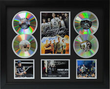 Parkway Drive Signed Limited Edition Framed Memorabilia (b)