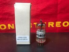 NOS/NIB Amperex USN-6922/E88CC 1962 USA Gold Pin Tube
