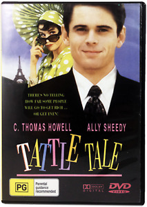 TATTLE TALE (1992 MOVIE - DVD SEALED + FREE POST)