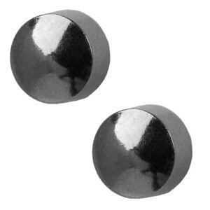 Studex Ear Piercing Regular Titanium Traditional Plain Stud Earrings - 4mm Ball