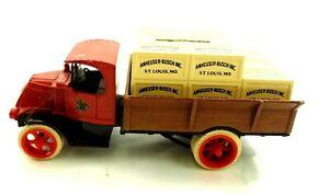 Ertle 1925 Mack Bulldog Anheuser Busch Delivery truck Bank Diecast 1:25 Model