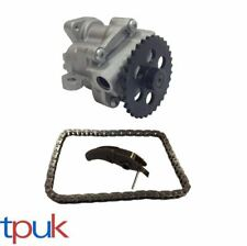 OIL PUMP & CHAIN & TENSIONER KIT FORD TRANSIT MK7 2006-2011 2.2 2.4 FWD RWD
