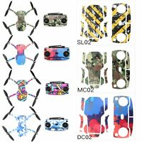 PVC Waterproof Graffiti Stickers Protective Film Decals For DJI Mavic Mini Drone