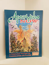 Apochrypha Now, Softcover, WFRP, RPG