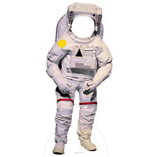 MOON ASTRONAUT STAND-IN Lifesize CARDBOARD CUTOUT Standup Standee Poster Standin