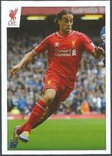 PANINI LIVERPOOL STICKER-2014/15- #151-LAZAR MARKOVIC IN ACTION