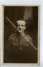 (Lc9563-463) RP, Unknown  WWII, Soldier, Unused VG Cross, DEWSBURY Photographer