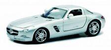 Coches, camiones y furgonetas de automodelismo y aeromodelismo New-Ray, Mercedes de escala 1:24