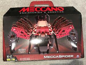MECCANO MECCASPIDER Engineering and Robotics (age 10+)