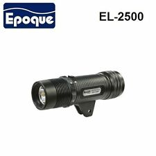 Epoque EL-2500 Underwater Spot-Angle LED Light with Snoot and Diffuser