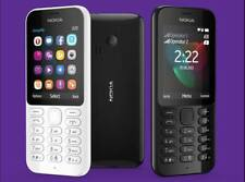 "Nokia ASHA 222 2.4"" 2MP CAMERA Bluetooth Single Dual SIM Keyboard Mobile phone"