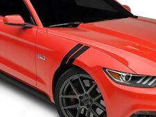 "Ford Mustang 4"" Fender Hash Mark Stripe Stripes PAIR Sport Universal"