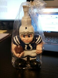 NFL Hand Soap Dispenser - Indianapolis Colts - NEW