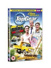 Top Gear - The Burma Special [DVD] NEU Jeremy Clarkson Richard Hammon Motorsport