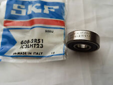 CUSCINETTO A SFERE SKF 8/22/7 608 2RS1 BEARING C3LHT23