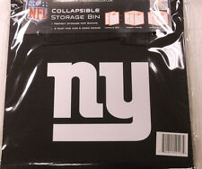 "New York Giants 10"" Collapsible Storage Bin"