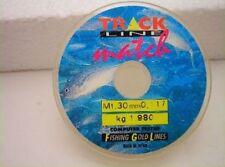 MONOFILO TRACK LINE MATCH 0.117X30M PESCA  Z24