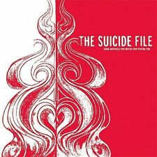 SUICIDE FILE SOME MISTAKES CD HARDCORE PUNK OOP