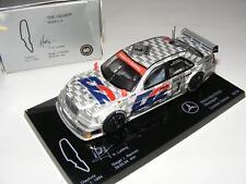 "1/43 Minichamps AMG Mercedes C DTM 94 ""Die Sieger"" #6"