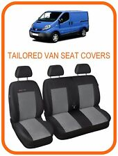 Tailored VAN seat covers for Nissan Primastar 2002 - 2014 2 +1