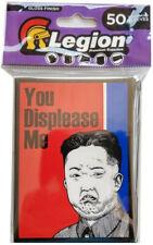 Legion Sleeves 50 pochettes Deck Protector cartes Standard Grumpy Kim 010511