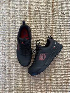 Five Ten Impact Pro Shoes Core Black / Carbon / Red - MTB UK 10.5