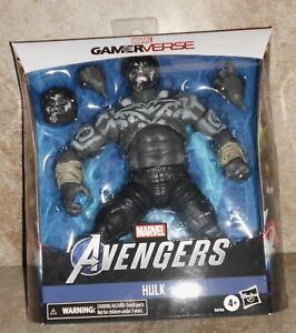 marvel legends,  avengers, gamerverse, hulk, action figure, Hasbro,