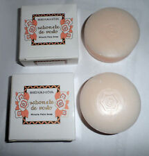 2x Soaps Benamor Miracle Face soap Portuguese 90g - 3.17oz each Portugal
