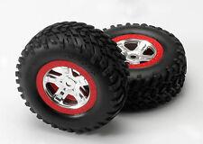 TRAXXAS 5973A Reifen + Kreise Beadlock Slayer/Reifen und wheels montiert TRAXXAS
