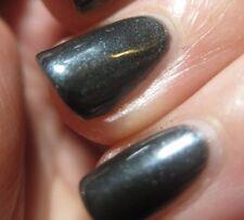 NUEVO China Glaze Esmalte de uñas Laca En Negro Diamante #629