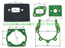 NEW COMPLETE GASKET SET TO FIT VARIOUS 43CC 52CC STRIMMER TRIMMER BRUSH CUTTER