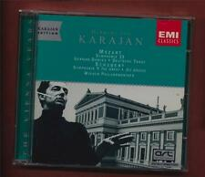 KARAJAN Mozart: Symphony 33, German Dances Schubert  CD EMI  st2.69