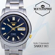 Seiko Men 5 Automatic Watch SNKK11K1 AU FAST & FREE