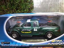 SOLIDO 1/18em: FORD F 150 pick-up garde forestier 9038 neuf boite jamais ouverte