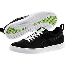 Puma Match Lite Basic Women Tennis Shoes 358280-05 Fashion Shoe Black Size 8 New