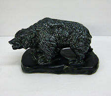 Vintage Ceramic Bear by Mosaic Tile Company  MTC