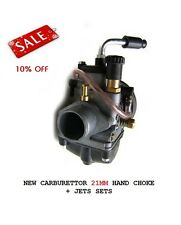 NEW CARB CARBURETTOR 21mm HAND CHOKE JETS MBK X-LIMIT X-POWER 50 AM6